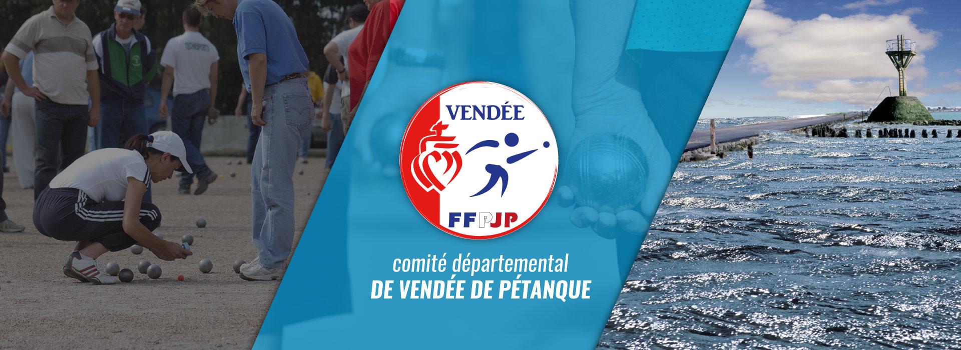 Comité Départemental de Pétanque de Vendée